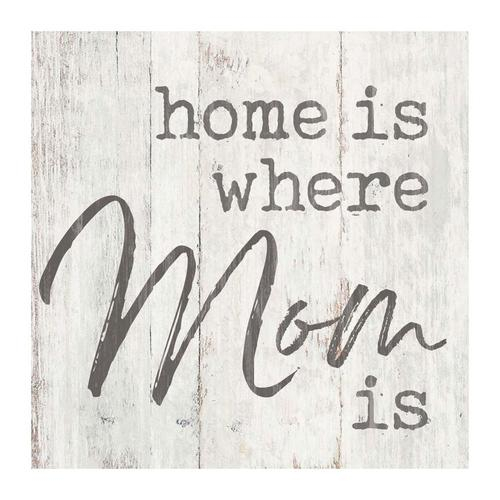 Home is where Mom is [0]