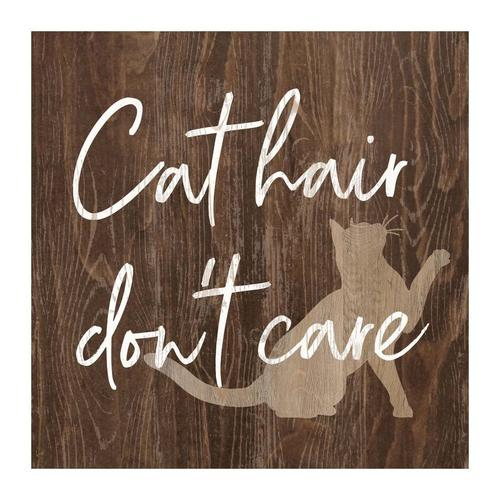 Cat hair don't care [0]