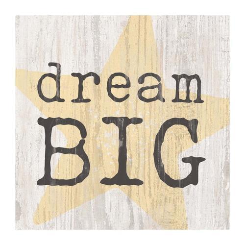 Dream big [0]