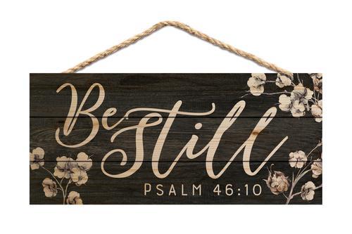 Be still - Psalm 46:10 [0]