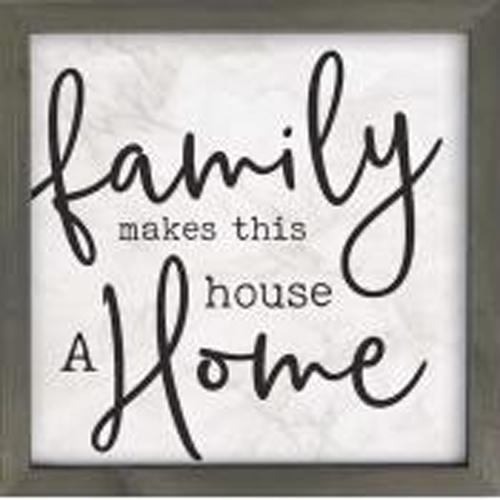 Family makes this house a home [0]