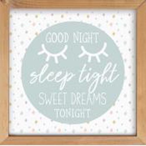 Good night, sleep tight [0]