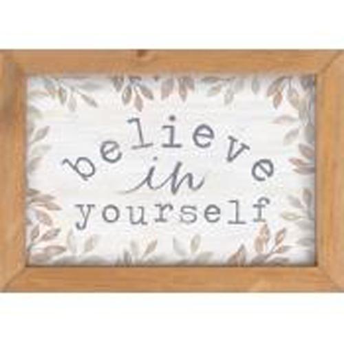 Believe in yourself [0]