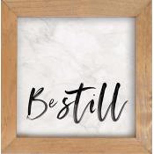 Be still [0]