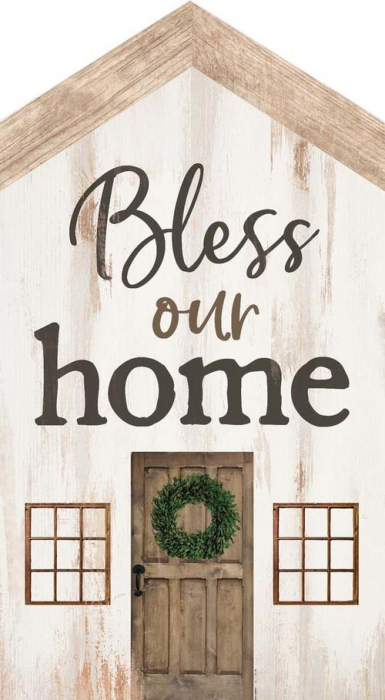 Bless our home [0]