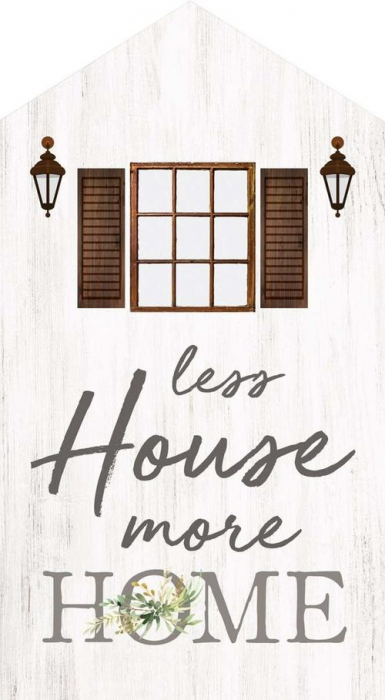 Less house More home [0]