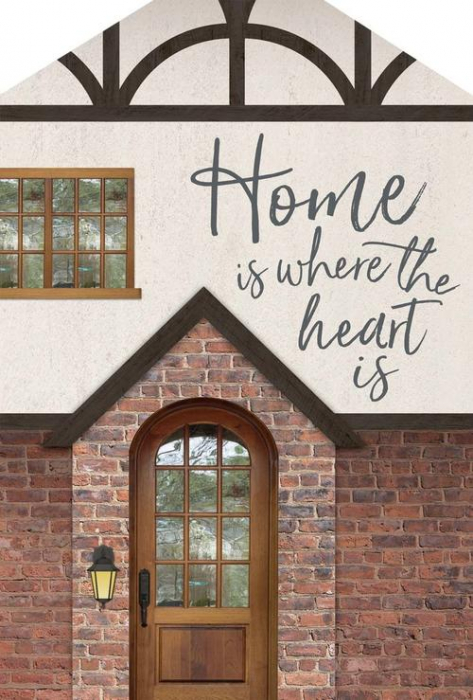 Home is where the heart is [0]