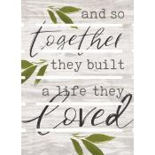 Together they build a live they loved [0]
