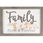 Family first & forever [0]