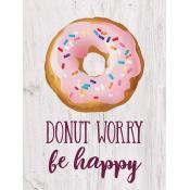 Donut worry be happy [0]