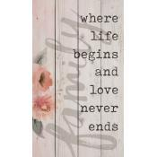 Where life begins and love never ends [0]