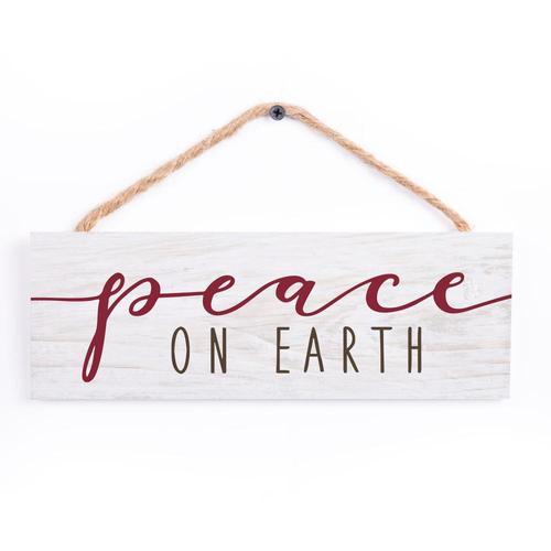 Peace on earth [0]