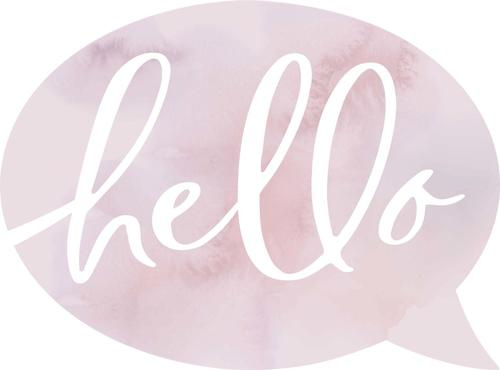 Hello - Speech Bubble [0]
