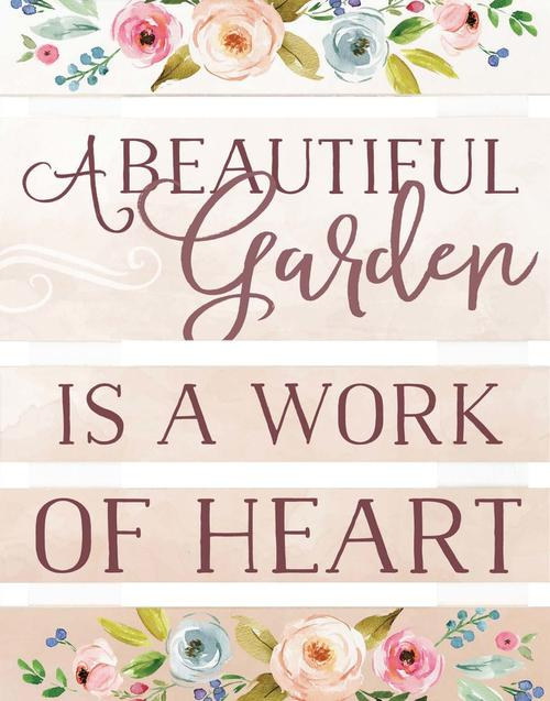 A beautiful garden - Pallet [0]