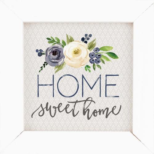 Home sweet home - Framed [0]