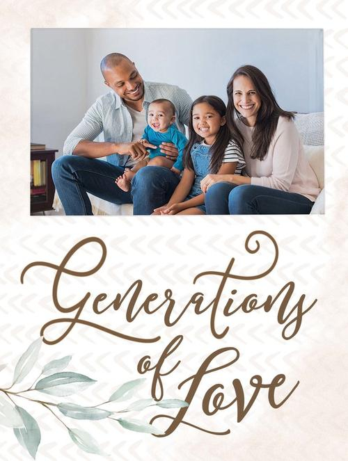 Generations of love - Photo 5 x 7,5 cm [0]