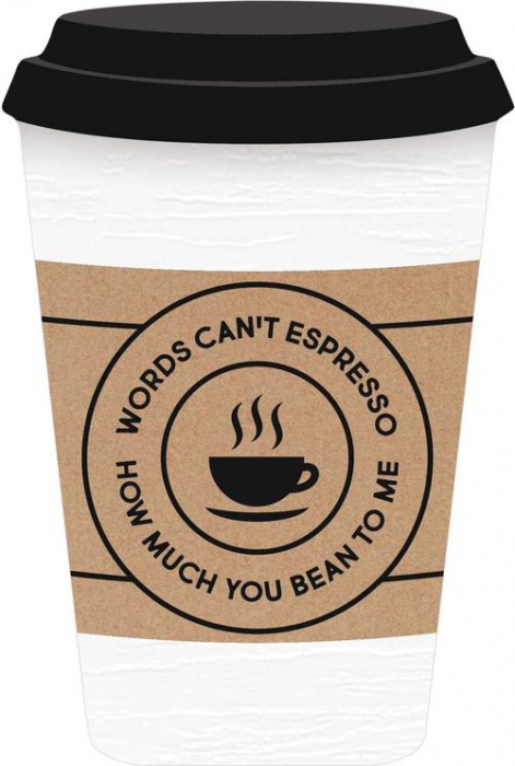 Words can't espresso how much you bean [0]