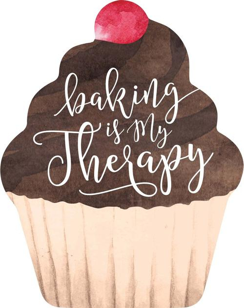 Baking is my therapy [0]