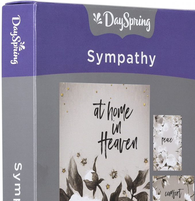 Sympathy - Black and white - KJV text [1]