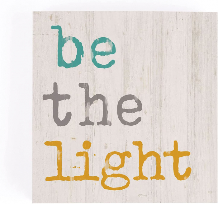 Be the light [4]