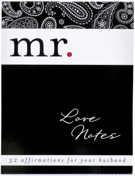 Mr. Love notes [0]