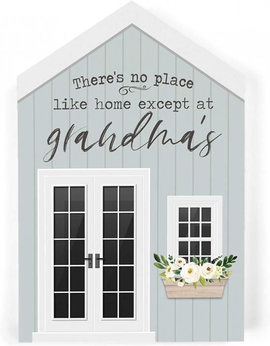 There's no place like home - Grandma [0]