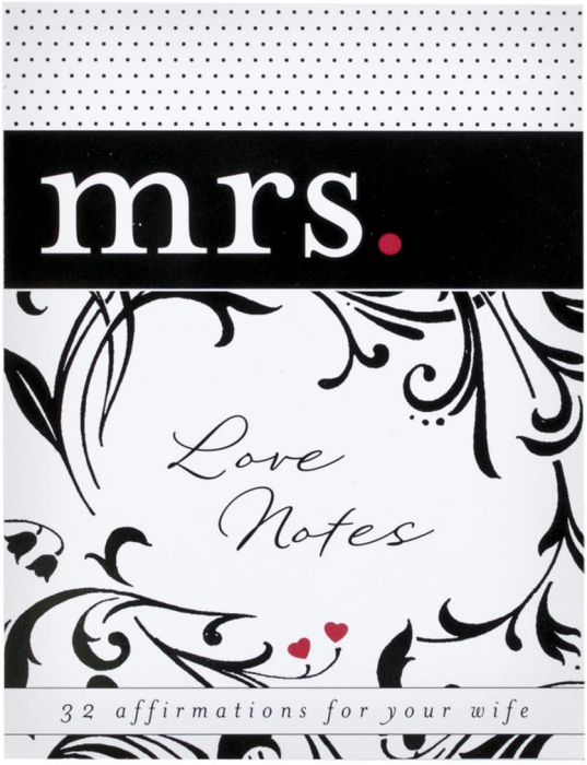 Mrs. Love notes [0]