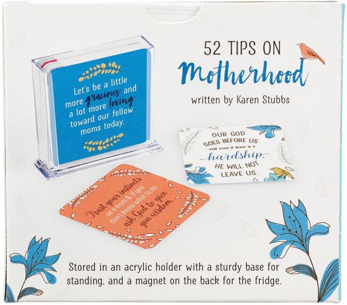 52 tips on Motherhood [1]