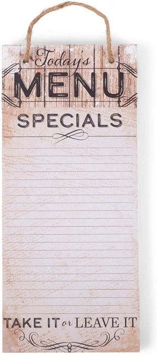 Today´s menu Specials [0]