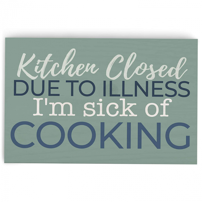 Kitchen closed due to illness [0]
