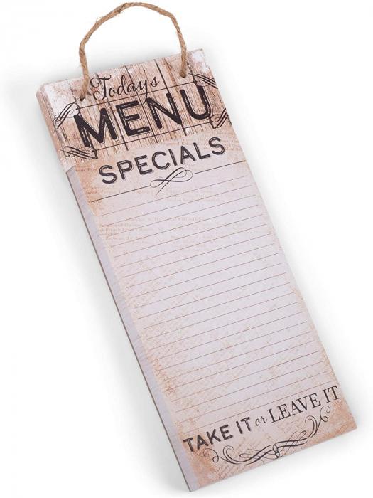 Today´s menu Specials [1]