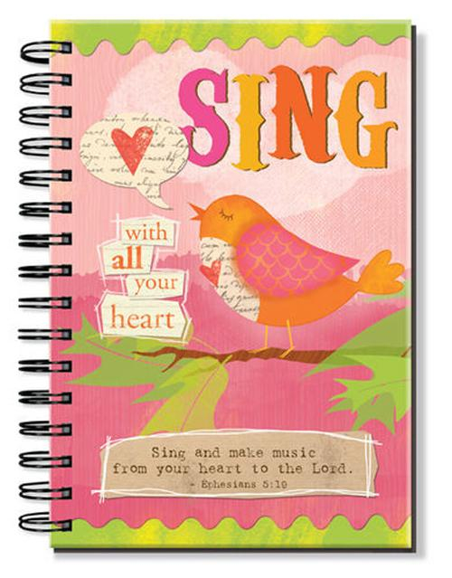 Sing with all your heart - 96 pages [0]