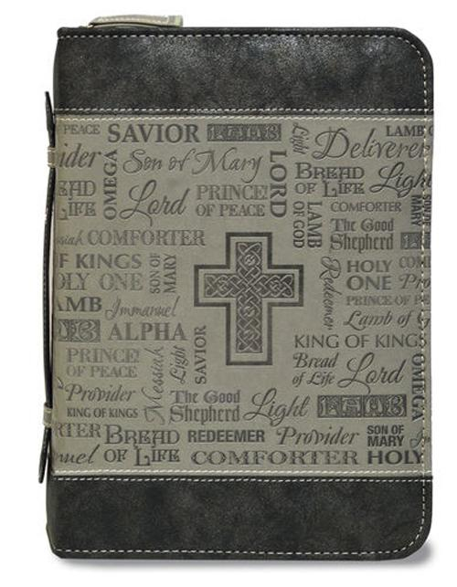 Names of Jesus - Black/Grey [0]