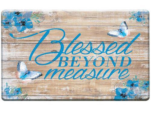 Blessed beyond measure - 30 x 40 cm [0]