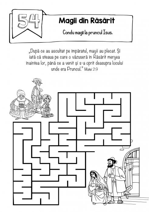 77 de activitati biblice pentru copii 4
