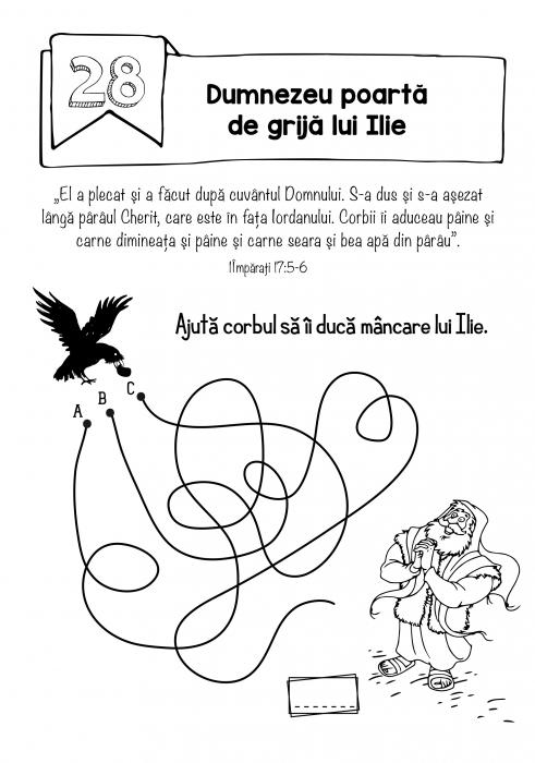 77 de activitati biblice pentru copii 3