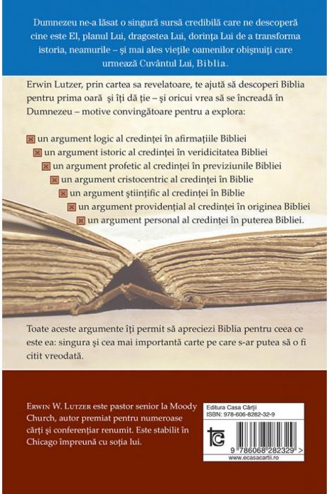 7 argumente pentru a crede Biblia 1