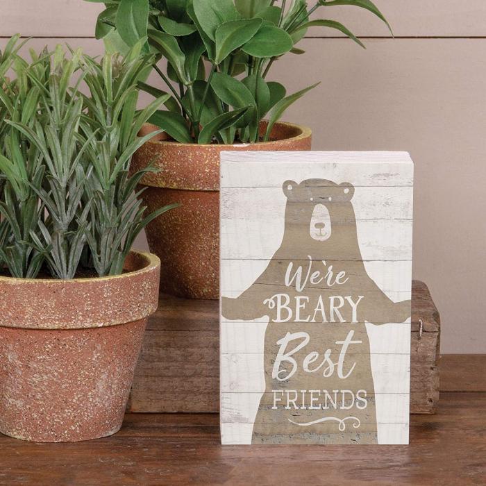 We're beary best friends [3]