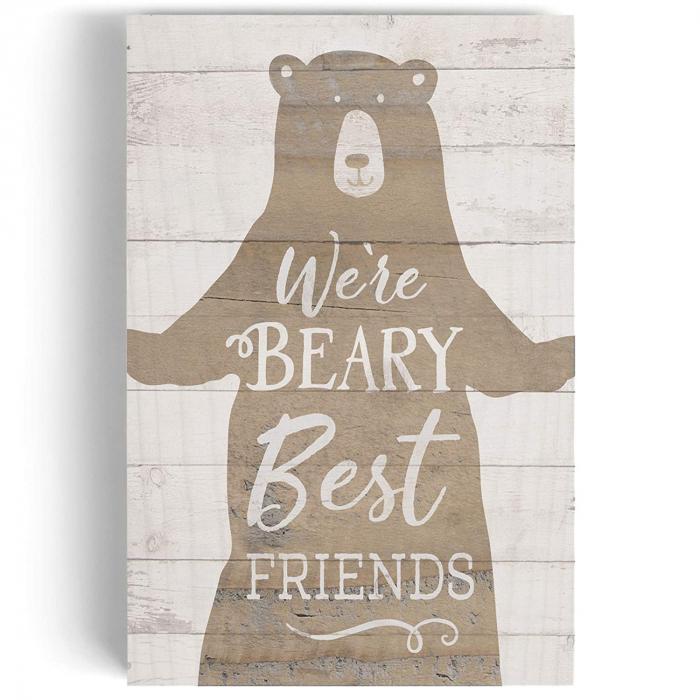 We're beary best friends [0]