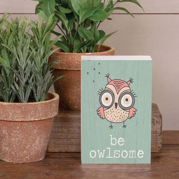 Be owlsome [0]