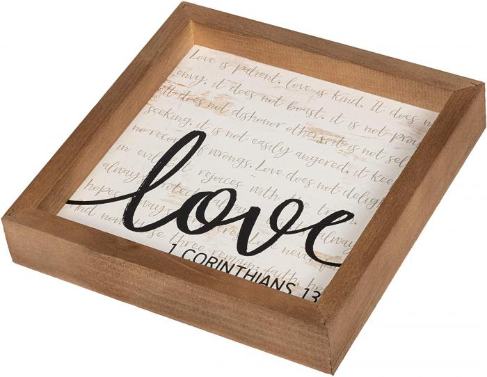 Love - 1 Corinthians 13 [1]
