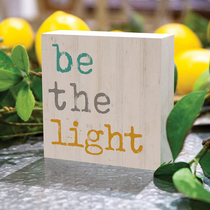 Be the light [3]