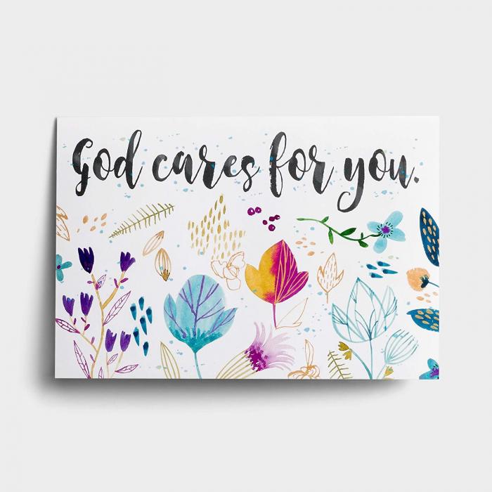 Care and Concern - KJV scripture [11]