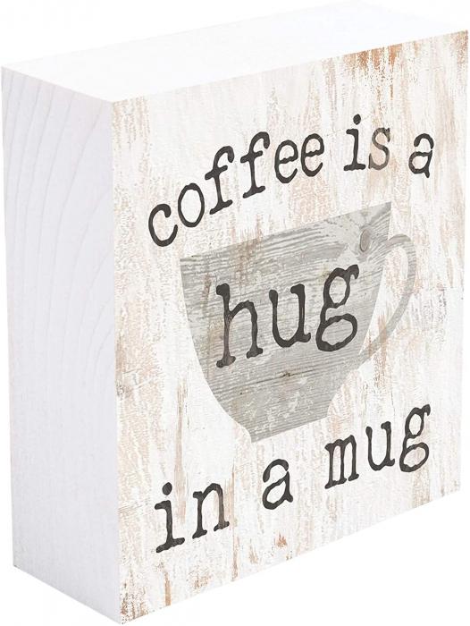 Coffee is a hug in a mug [3]