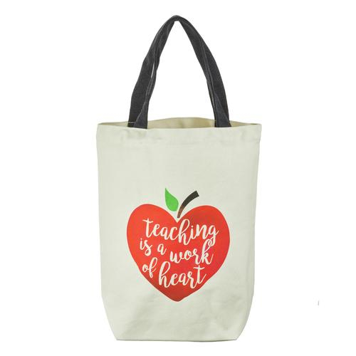 Teaching is a work of heart - Apple [0]