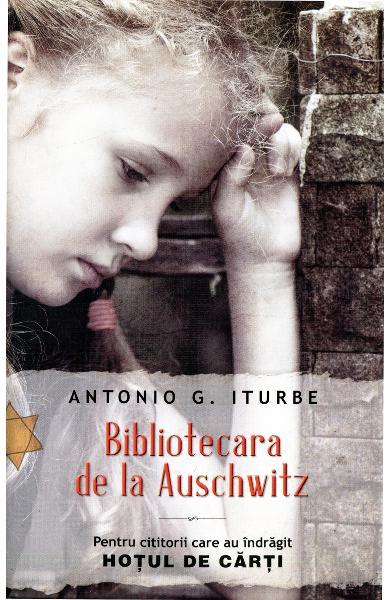 Bibliotecara de la Auschwitz 0