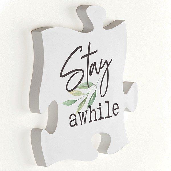 Stay awhile [1]