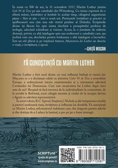 Mostenirea lui Luther 1