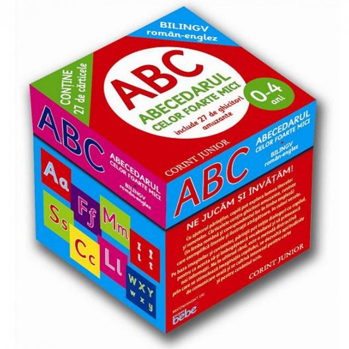 ABC. Abecedarul celor foarte mici 0