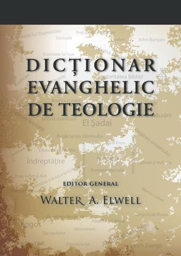 Dictionar evanghelic de teologie 0